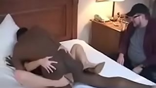 man watch wife fucking BBC p1.pt2 @ camclip.webcam