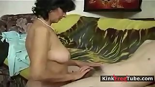 Mom and Son - KinkFreeTube.com