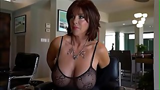 STEPMOMLOVER.COM: Stepson fucks his stepmom 3