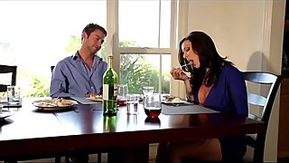 Kendra lust hot stepmom fucks stepson
