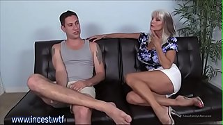 mature milf sally dangelo really wants her son