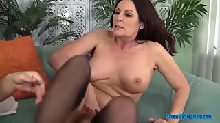 11 - Stepmom Magdalene St.michaels Fucks Good