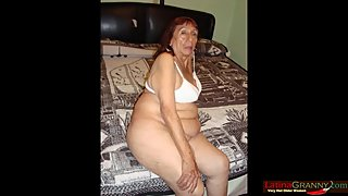 LatinaGrannY Slideshow with Grandmoms compilation