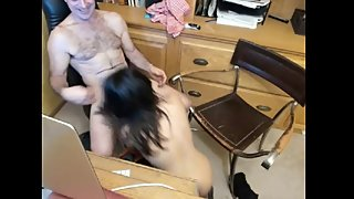 milf gets fucked on public cam