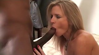 Mom Fucks A black man