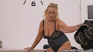 Next door milfs from Europe part 21