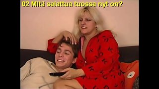Mom Hilda with Finnish Captions 1