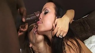 Mommy and Me and a Black Cock Make 3