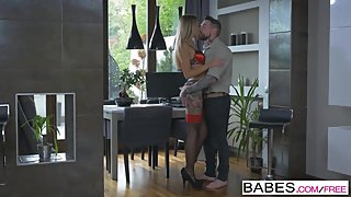 Babes - Elegant Anal - Just A Moment starring Katrin Tequila