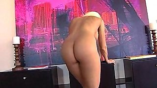 Slutty blonde MILF pro dick rider 1 001