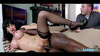 Interracial cuckold with mom 145